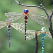 *Wholesale Dazzlefly Small Suncatcher