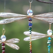 Retail Medium Dazzlefly Suncatcher
