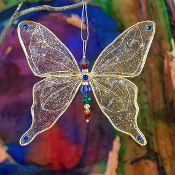 Retail Large Butterfly Suncatcher