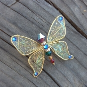 Retail Butterfly Pin