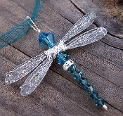 Retail Dazzlefly Ribbon Necklace