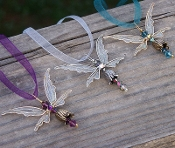 NEW *Wholesale Fairy Ribbon Necklace
