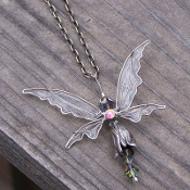 Retail Fairy Chain Necklace